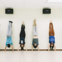 Bornfire Sprouts Handstand Circus Training